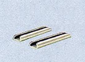 Peco Universal Rail Joiners Code 55/80 Nickel Silver pkg(24) Model Train Track N Scale #1711