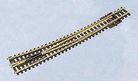 Peco Code 80 Right Hand Curved Turnout 36/18 Radius Insulfrog Model Train Track N Scale #1734