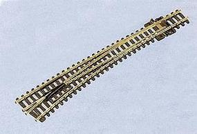Peco Code 80 Left Hand Curved Turnout 36/18 Radius Insulfrog Model Train Track N Scale #1735