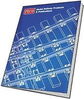 Peco Peco Catalog Model Railroading Catalog HO Scale #1995