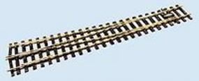 Peco Code 124 Medium Radius Right Hand Turnout w/Electrofrog Model Train Track O Scale #2005
