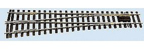 Peco Code 143 US Profile Flat Bottom Rail Left Hand Turnout Model Train Track O Scale #792