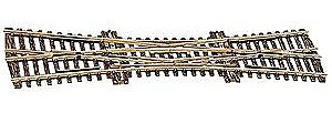 Peco Code 100 Double Slip Turnout Insulfrog Model Train Track HO Scale #90