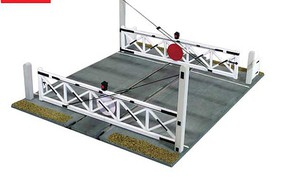 Peco Level Crossing Gates 2/ O-Scale