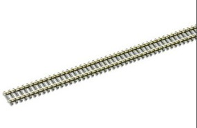 Peco (bulk of 25) N Code 80 36 Flex Track, Brown