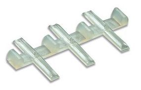 Peco Code 80 Insulated Rail Joiners (12pk/cd) Model Train Track Accessory N Scale #sl311
