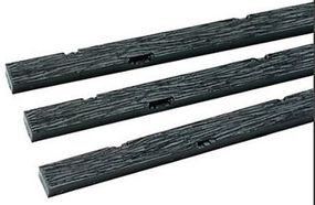 Narrow Gauge Sleepering for Turnouts (10pc/pk) Model Train Track On30 Scale #sl501