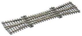 Peco Code 75 Double Slip Turnout w/Electrified Frog Model Train Track HO Scale #sle190