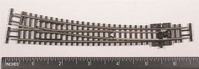 Peco Code 55 Curved Right Hand Turnout w/Electified Frog Model Train Track N Scale #sle386f