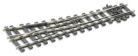 Peco Medium Right Hand Turnout w/Electrified Frog Model Train Track On30 Scale #sle595
