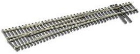 Peco North American Style Code 83 #6 Turnout Left Hand Model Train Track HO Scale #sle8362