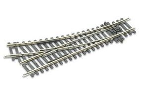 Peco Code 100 Setrack Straight Right Hand Turnout Model Train Track HO Scale #st240