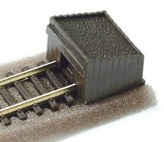 Peco Code 80 Setrack Buffer Stop -- Model Train Track Accessory -- N Scale -- #st8