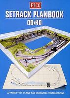 Peco Peco Track Planning Model Railroading Book #stp00