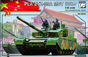 Panda Chinese PLA ZTZ99A Main Battle Tank Plastic Model Military Vehicle Kit 1/35 Scale #35018