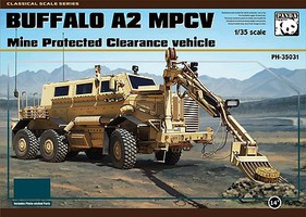 Panda 1/35 Buffalo A2 MPCV Mine Protected Clearance Vehicle (New Tool) (ETA APR)