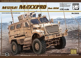 Panda 1/35 M1235A1 MAXXPRO Dash DXM Suspension System Vehicle (New Tool)
