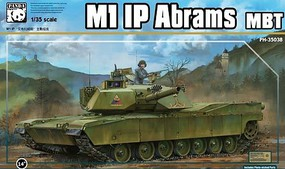 Panda 1/35 M1IP Abrams Main Battle Tank