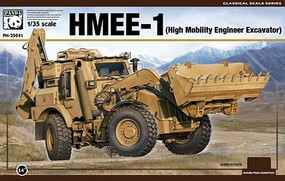 Panda 1/35 HMEE-I High Mobility Engineer Excavator Military Vehicle (New Tool) (OCT)