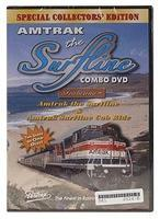 Pentrex Amtrak Surfline Combo DVD