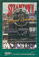 Pentrex Steamtown Grand Opening