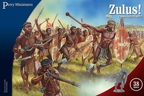 Perry 28mm Zulus (38)