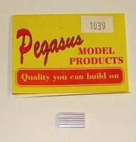 Pegasus Amp Cool Style Plastic Model Vehicle Accessory 1/24 Scale #1039