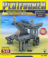 Pegasus Platformer Small Construction Set (5-Frames, 50+ Details)