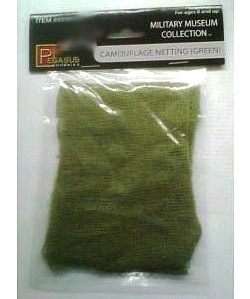 Pegasus Green Camouflage Netting Plastic Model Diorama All Scale #5191
