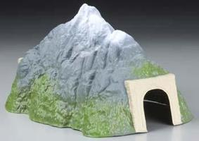 Pegasus Small Straight Tunnel Model Railroad Tunnel N Scale #6401