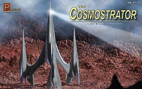 Pegasus Cosmostrator Science Fiction Plastic Model Kit 1/350 Scale #9114