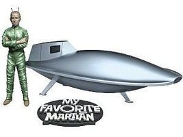 Pegasus Uncle Martin and Spaceship B/U Science Fiction Plastic Model 1/18 Scale #9912