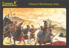 Pegasus Caesar Chin Dynasty Chinese (42) Plastic Model Military Figure 1/72 Scale #c004