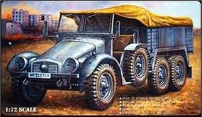 Pegasus WWII German Krupp Protze Kfz.70 Plastic Model Military Vehicle Kit 1/72 Scale #c7207