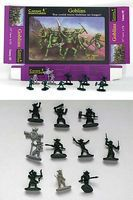 Pegasus Caesar Fantasy Goblins (35) Plastic Model Military Figure 1/72 Scale #f105