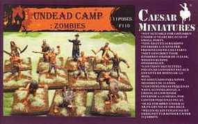 Pegasus Caesar Undead Camp Zombies Plastic Model Fantasy Figure 1/72 Scale #f110