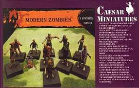 Pegasus Caesar Modern Zombies Plastic Model Fantasy Figure 1/72 Scale #sf004