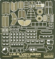 Paragraphix 1/677 Star Trek- USS Voyager Photo-Etch Set for RMX
