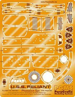 Paragraphix 1/537 Star Trek- USS Reliant Photo-Etch Set for AMT