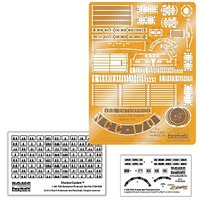 Paragraphix 1/350 Star Trek The Original Series- USS Enterprise Supplemental Photo-Etch & Decal Set for PLL