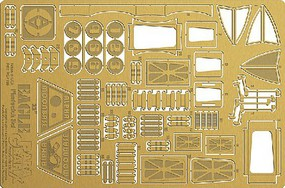 Paragraphix 1/48 Space 1999- Eagle 22 Transporter Photo-Etch Set for MPC