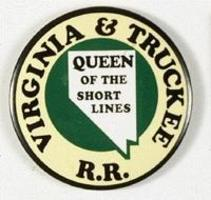 Phil-Derrig (bulk of 12) Railroad Magnets Virginia & Truckee Model Railroad Mug Magnet Gift #42