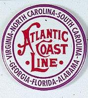 Phil-Derrig (bulk of 12) Railroad Magnets Atlantic Coast Line Model Railroad Mug Magnet Gift #4