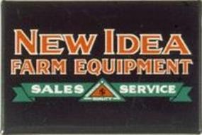 Phil-Derrig (bulk of 12) Magnet New Idea Farm Equp