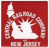 Phil-Derrig (bulk of 12) Railroad Magnets Central Railroad of New Jersey Model Railroad Mug Magnet G #78