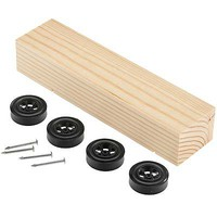 Pine-Car Pinewood Derby Basic Car Kit Pinewood Derby Car #p370