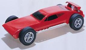 Pine-Car Pinewood Derby GTS Ferrari Deluxe Pinewood Derby Car #p375