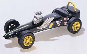 Pinewood Derby Slingshot Dragster Deluxe Pinewood Derby Car #p376