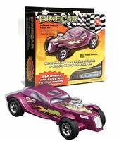 Pine-Car Pinewood Derby West Coast Growler Racer Pinewood Derby Car #p3949