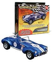Pine-Car Pinewood Derby Blue Venom Premium Racer Kit Pinewood Derby Car #p3950